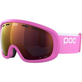 POC Fovea Mid Clarity Beskyttelsesbriller, pink